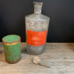 Pharmacy jar: Fioravanti alcohol
