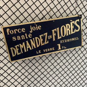 Hydromel Florès: advertising 1930/1940