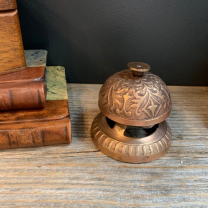 Old counter bell
