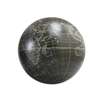 Vaugondy globe in black