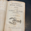 "Old book: ""Acariens, crustacés et myriapodes."" by Paul GROULT in 1887 by Emile Deyrolle Edition"