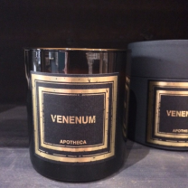 Perfumed APOTHECA candle