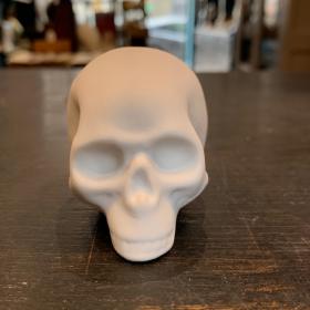 Matt porcelain human vanity (small size)