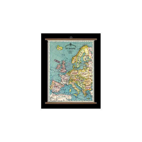 Carte Scolaire Europe