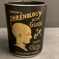 Scented candle - phrenology