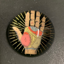 Palmistry Paper Weight