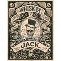 Victorian Gothic Posters - Madame Talbot: whiskey Jack