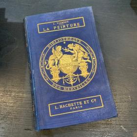 Bibliothèque des Merveilles - Hachette : La peinture 1868