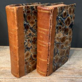 Manuel de l'herboriste - 2 volumes - 1828: Livres anciens