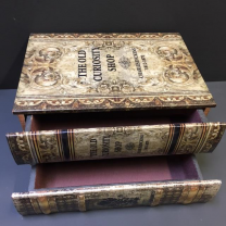 Drawers Books: The Old Curiosity Shop