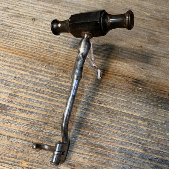 Dental key - Garengeot key - MARIAUD - Second half of the 19th century