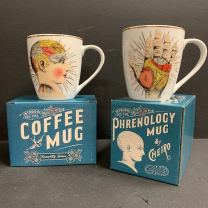 Palmistry and Phrenology mug