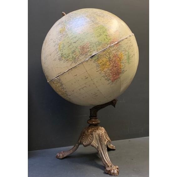 Old Earth Globe of 1937