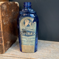 Optraex - eye bath - Old pharmacy bottle