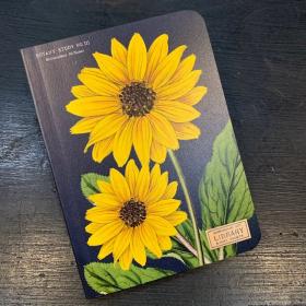 Notebook - Carnet - Botanique