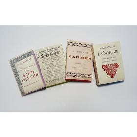 Libri Muti - Mute Book (Blank Notebook) - Size S