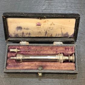 Old little syringe of PRAVAZ - XIXth century - A model