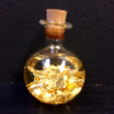 Fiole d'Or 22 carats
