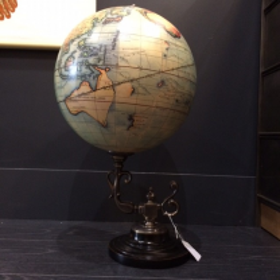 Vaugondy baroque globe