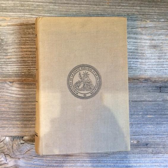 Codex 1949 - Pharmacopée Française