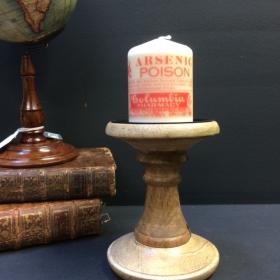 Arsenic candle
