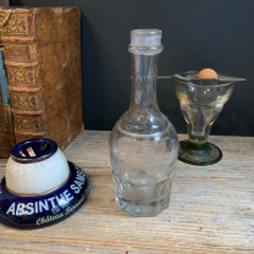 Topette à Absinthe - Carafon diviseur à dose - 12 doses