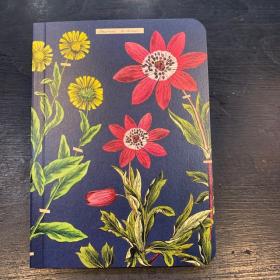 Notebook - Carnet - Herbier