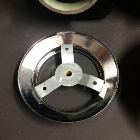 Support métal chromé pour EXIT