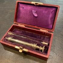 Healing of Snake Bites - MICHEL LEGROS rescue kit - XIXth century