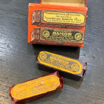 HAMON Preparation - Antiseptic razor paste box - Complete
