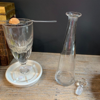 Absinthe Topette - Divider carafe with 8 doses