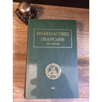 Codex 1965 - French Pharmacopoeia