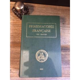 Codex 1965 - Pharmacopée Française