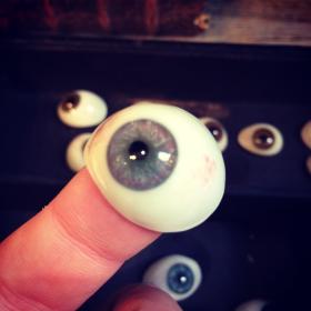 Oeil de verre