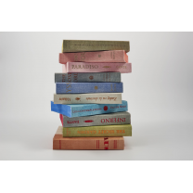Biblioteca Muta - Mute Book (Blank Notebook)