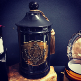 Bougie en pot en Porcelaine de Limoges - Secret d'Apothicaire - 400ml