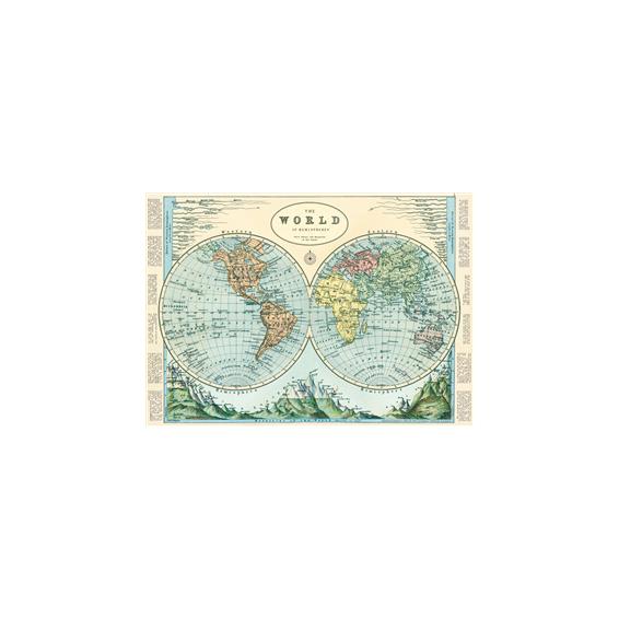 Affiche Hémisphères
