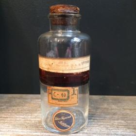 Flacon pharmacie Zincum Chloratum