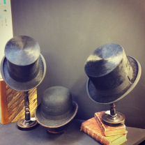 Old top hat