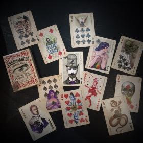 Cartomancer poker deck