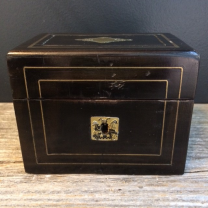 Victorian money box, Napoleon III period