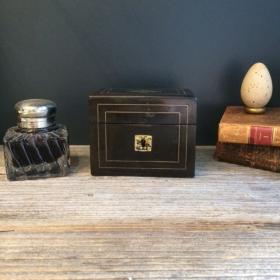 Victorian money box, Napoleon III period