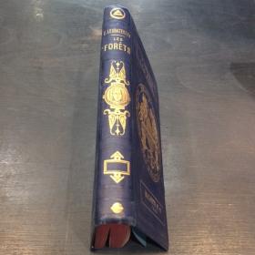 """Livre ancien XIXème: """"Les Forêts"""" 1884"""