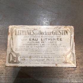 Lithinés du Docteur GUSTIN