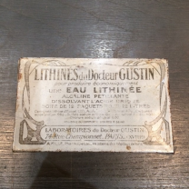 Lithinés of Doctor GUSTIN
