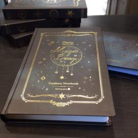 Journal du Magicien - Notebook
