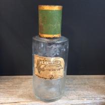 Victorian Pharmacy jar: CHEROT