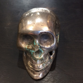 Mini Metal Skull