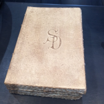 Spellbook or grimoire