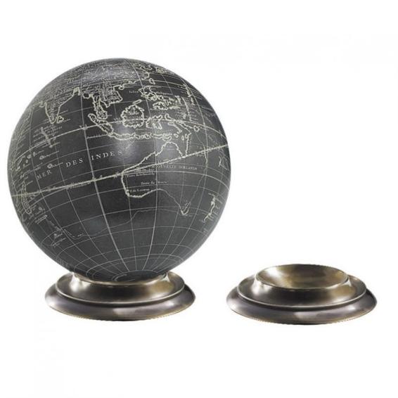 socle pour globe terrestre